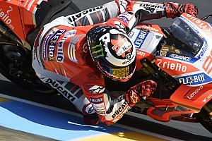 MotoGP Reactions Lorenzo: