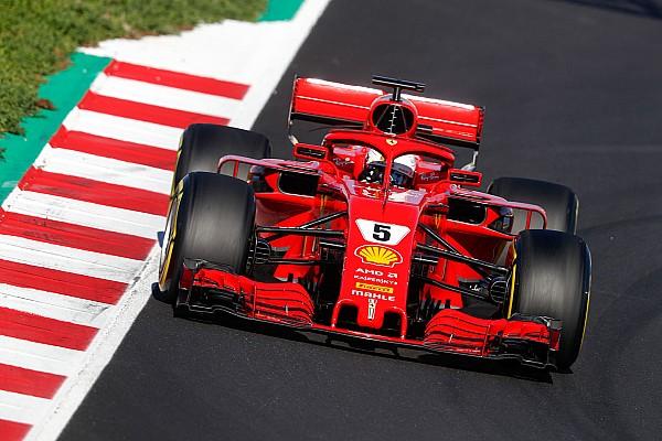 Formel 1 Fotostrecke Sebastian Vettel tauft Ferrari SF71H auf den Namen