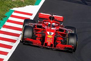 Fórmula 1 Crónica de test Vettel pulveriza el récord en la penúltima mañana de test