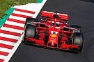 Formel 1 Sebastian Vettel tauft Ferrari SF71H auf den Namen