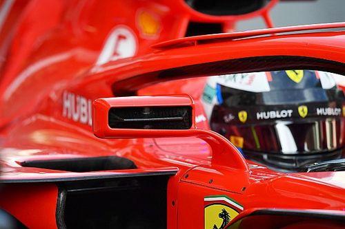 Formel-1-Rückspiegel ab sofort am Halo erlaubt