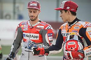 MotoGP Motorsport.com hírek A riválisok szerint Dovizioso egyértelmű favorit Katarban