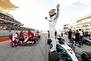 Formula 1 Hasil Grid start balapan GP Amerika Serikat 2017