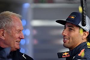Formel 1 News Helmut Marko über Ricciardo:
