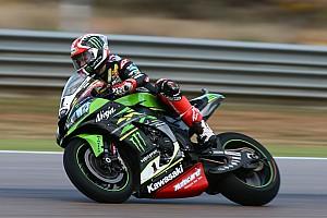 Superbike-WM Rennbericht WSBK Aragon: Rea holt sich zweiten Sieg vor Ducati-Trio