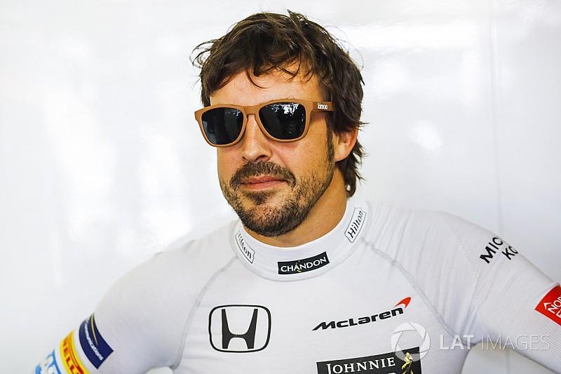 迈凯伦称阿隆索无法兼顾F1和WEC