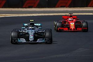 الفورمولا واحد ستتحرّك في حال لم تُحسّن تغييرات 2019 الانسيابيّة جودة التسابق