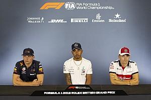 F1に迫る世代交代。迎え撃つハミルトン「史上最高のドライバーになりたい」
