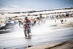 Dakar Noticias La 13ª etapa del Dakar también será más corta para motos y quad