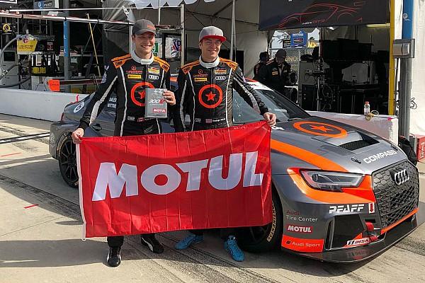 La prima pole position della Classe TCR va a Wittmer e Sales