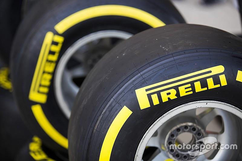 Pirelli annuncia mescole e set obbligatori per i primi 3 GP del 2018