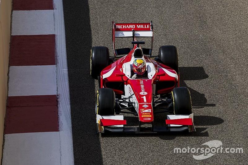 Formel 2 Abu Dhabi 2017: Leclerc mit Wahnsinnsmanöver zum Sieg