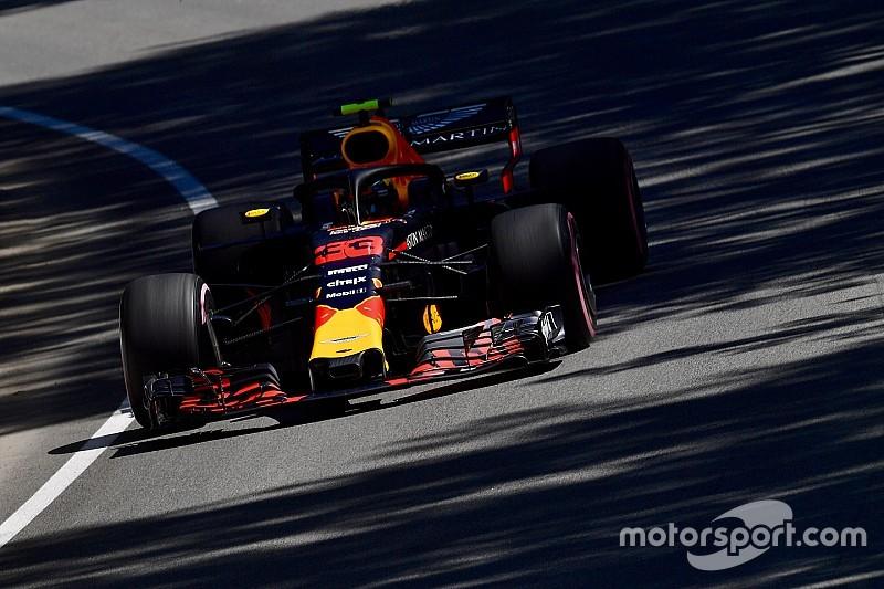 カナダGP:フェルスタッペンがフェラーリ勢抑えてFP3もトップタイム