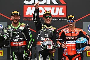 World Superbike Race report Imola WSBK: Rea takes dominant Race 1 win