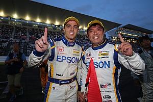 スーパーGT 速報ニュース 【スーパーGT】松浦孝亮「まだレーサーとしてやれるんだと思えた」