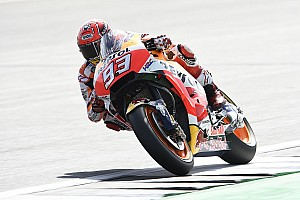 MotoGP Отчет о тренировке Маркес показал лучшее время первой тренировки в Мизано