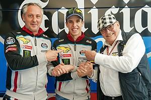 """Alex Márquez: """"El equipo me presionó para que subiera a MotoGP"""""""