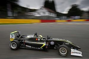 EUROF3 Gara Dominio di Lando Norris in Gara 1 a Spa-Francorchamps