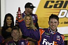 NASCAR Cup Denny Hamlin passes Earnhardt to win second Daytona Duel