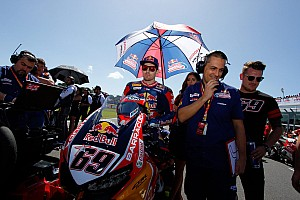 WSBK Ultime notizie Hayden: il team Honda SBK ringrazia per i messaggi di supporto
