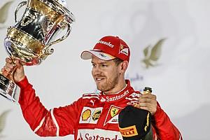 F1 Noticias de última hora El inicio de año de Vettel es el mejor de un piloto Ferrari desde 2004
