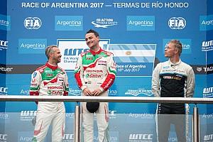 WTCC Intervista Euforia Honda: