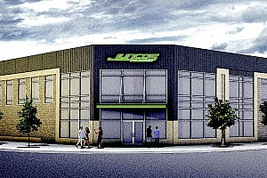 Indy Lights Breaking news Juncos completes new facility in Speedway, Indiana