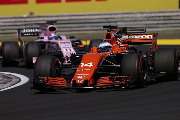 Formula 1 Son dakika Perez: Alonso'nun yapacağı şey hemen hemen imkansız