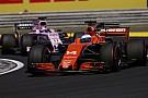 【F1】マクラーレン、ダブル入賞は「ハーフタイム前のゴールのようだ」