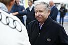 Sem adversário, Todt deve continuar na presidência da FIA