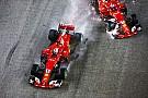 Ki a hibás a rajtbalesetért?! A legtöbben Vettelre mutogatnak...