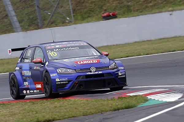 Gianni Morbidelli è perfetto e trionfa in Gara 1 ad Oschersleben