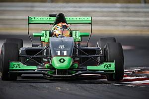 Formula Renault Crónica de Carrera Fenestraz fue tercero en la segunda carrera