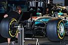 У Mercedes захотіли повернутися до активних підвісок