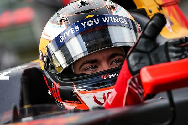 Formule Renault Beste seizoensresultaat voor Verschoor: