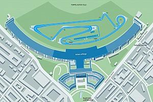 Формула E Важливі новини Формула E представила нову конфігурацію траси в Берліні