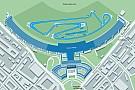 Formula E Berlin Tempelhof'un yerleşim planını açığa çıkardı