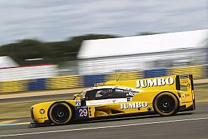 """ELMS Interview Van Eerd: """"LMP2 is de ultieme vorm van autosport"""""""