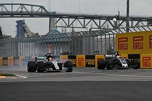 Formule 1 Actualités La dernière chicane, catalyseur d'incidents en qualifications?