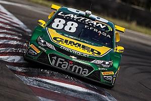 Stock Car Brasil Relato da corrida Fraga vence corrida 2 marcada por acidente de Foresti