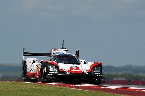 Porsche logra otro doblete en el WEC, esta vez en Austin