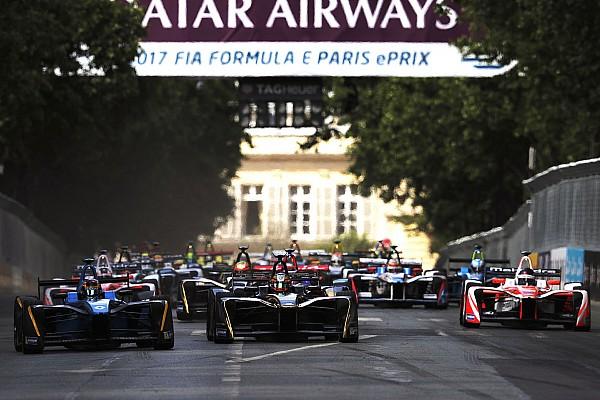 Formule E Actualités Les droits TV pour Eurosport, des ePrix en clair avec Canal+