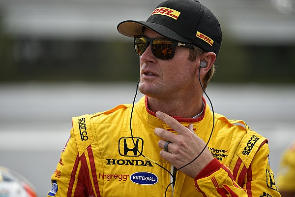 IndyCar Хантера-Рея допустили к гонке в Поконо
