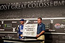 Bristol Motor Speedway honors Dale Jr. with unique gift