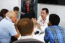 A McLaren csapatfőnöke szerint az FIA hibája az egész Budkowski-ügy