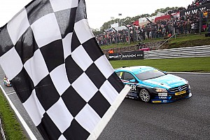 BTCC Race report Brands Hatch BTCC: Moffat wins, Sutton stretches points lead