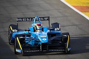 Formula E Test Buemi davanti a tutti nella seconda giornata di prove a Valencia