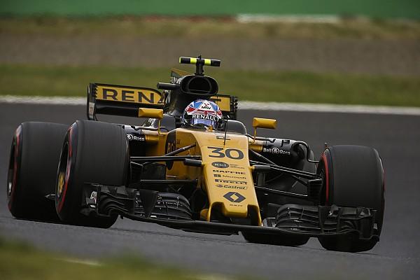"""Palmer na laatste race voor Renault: """"Zwaar seizoen geweest"""""""