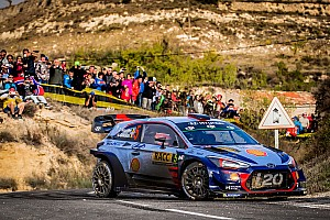 WRC Breaking news Neuville concedes title hopes