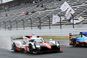 WEC Breaking news Buemi: Hartley blocking cost Toyota Fuji pole